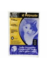 Petmate PETMATE ZEOLITE CHARCOAL FILTER FOR HOODED LITTER PANS