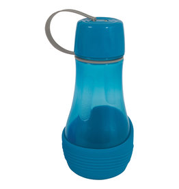 Petmate PETMATE REPLENDISH TRAVEL BOTTLE BLUE 16OZ