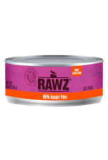 RAWZ Natural Pet Food RAWZ CAT 99% RABBIT PÂTÉ