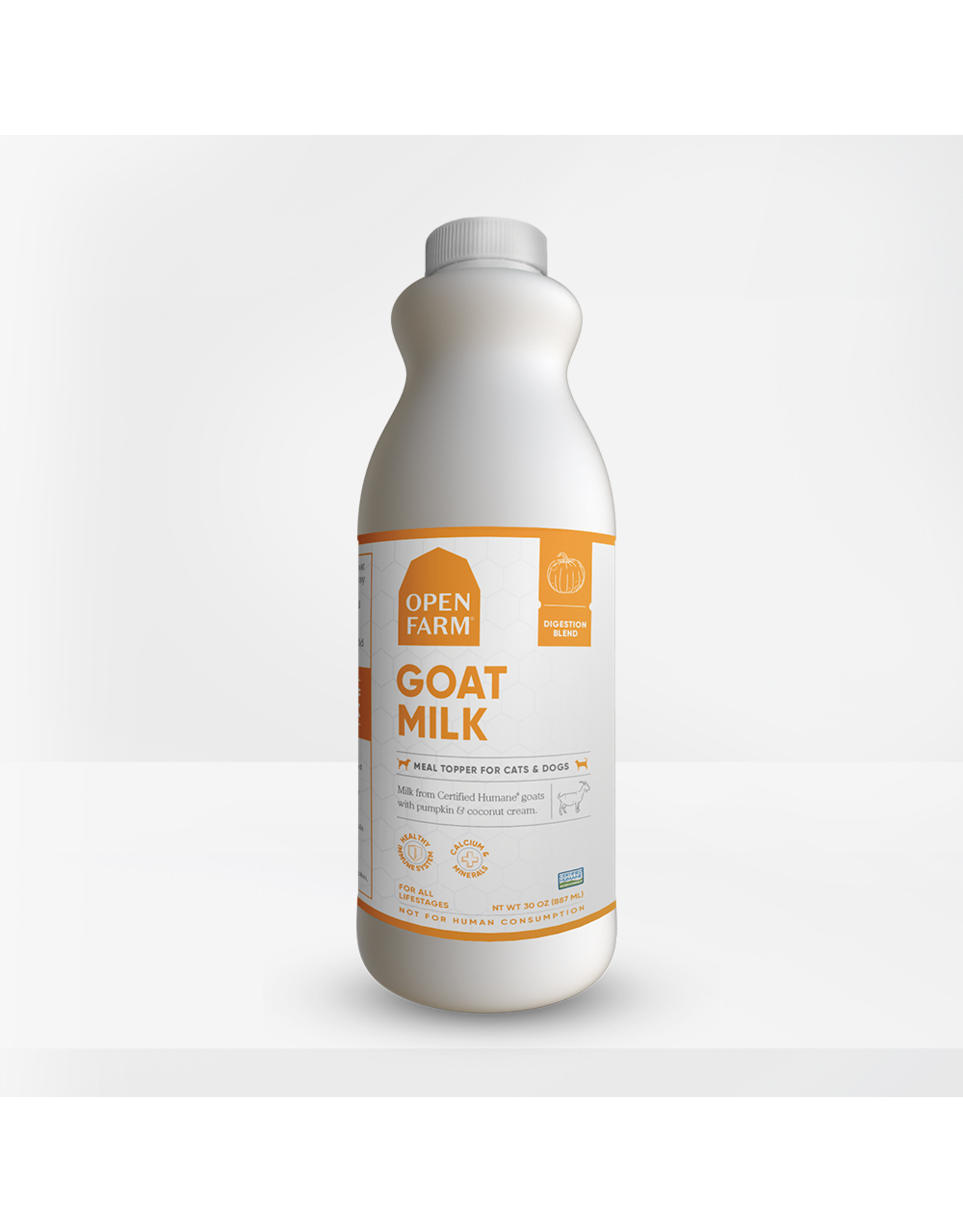 Open Farm OPEN FARM GOAT MILK DIGESTION BLEND 30OZ