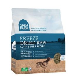 Open Farm OPEN FARM DOG FREEZE DRIED RAW SURF & TURF RECIPE