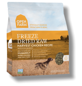 Open Farm OPEN FARM DOG FREEZE DRIED RAW HARVEST CHICKEN RECIPE