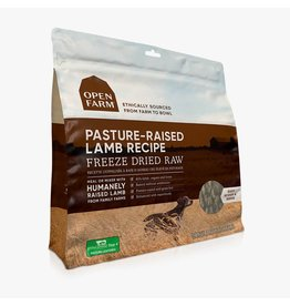 Open Farm OPEN FARM DOG FREEZE DRIED RAW PASTURE-RAISED LAMB RECIPE