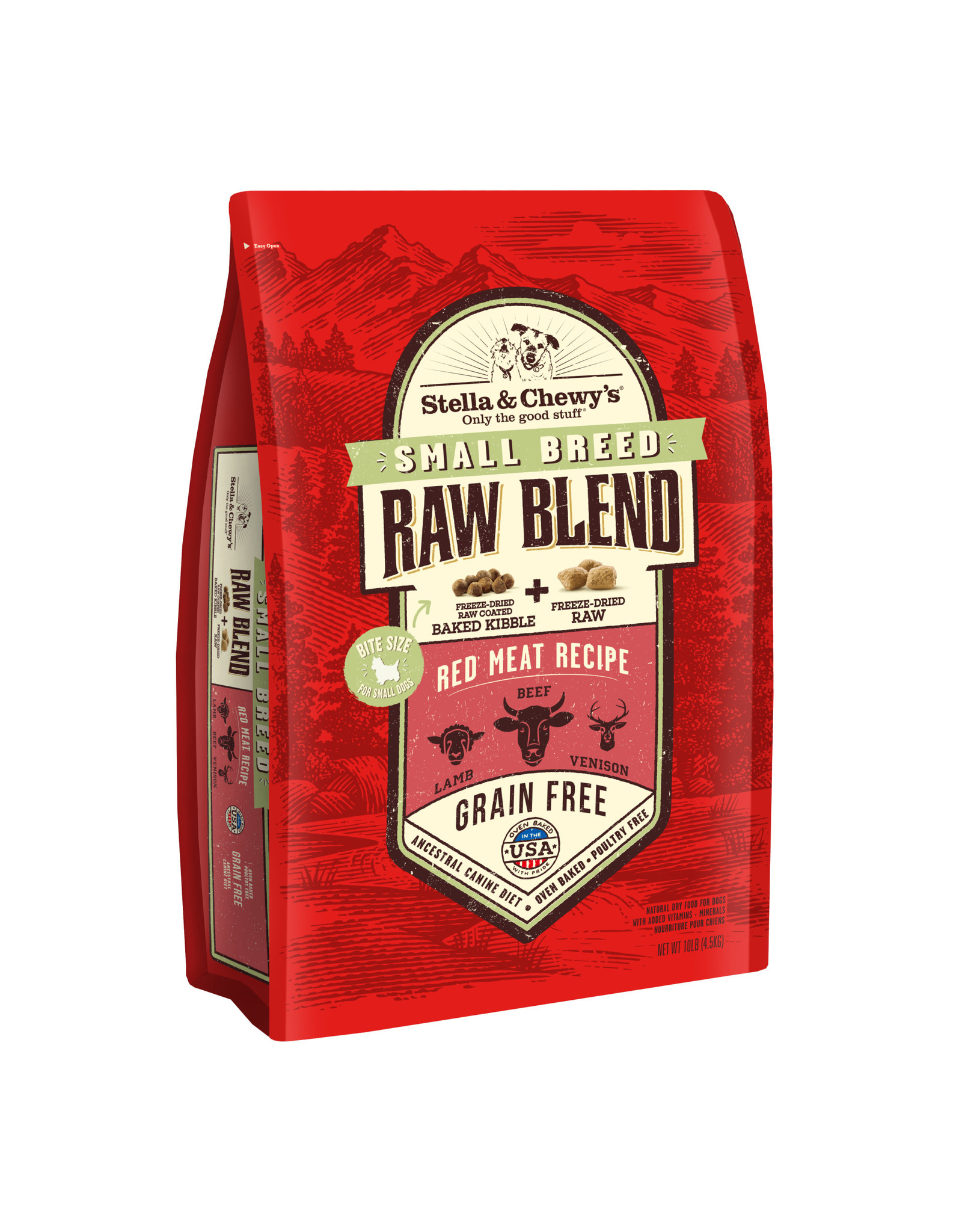Stella & Chewy's STELLA & CHEWY'S DOG RAW BLEND SMALL BREED RED MEAT RECIPE