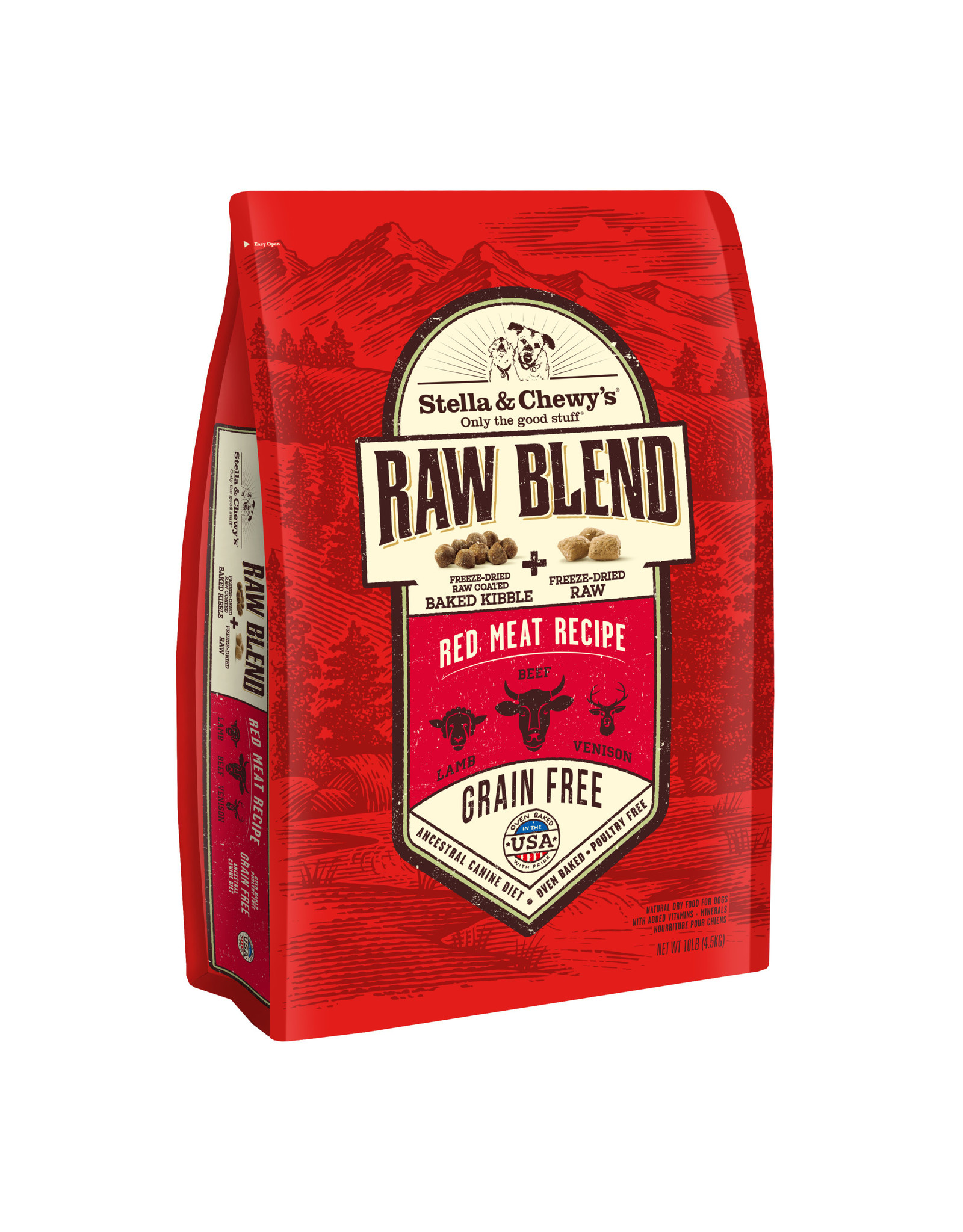 Stella & Chewy's STELLA & CHEWY'S DOG RAW BLEND RED MEAT RECIPE