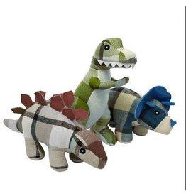 Multipet International, Inc. MULTIPET PLAIDOSAURUS DINO DOG TOY