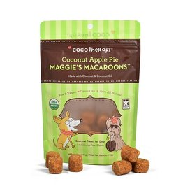 CocoTherapy COCOTHERAPY MAGGIE'S MACAROONS COCONUT APPLE PIE 4OZ
