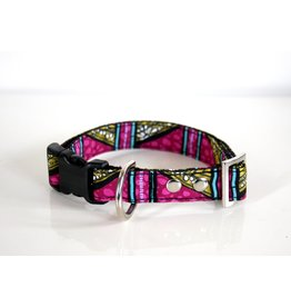 Mia's Closet Shop MIA'S CLOSET SHOP AFRICAN INSPIRED DOG COLLAR