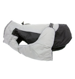 Doggie Design, Inc. DOGGIE DESIGN, INC. BLACK & LIMESTONE GRAY ALPINE ALL WEATHER COAT