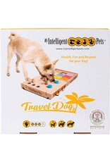 My Intelligent Pets MY INTELLIGENT PETS TRAVEL DOG WITH SUDOKU RAINBOW PUZZLE GAME