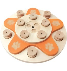 My Intelligent Pets MY INTELLIGENT PETS DOG'S FLOWER PUZZLE GAME