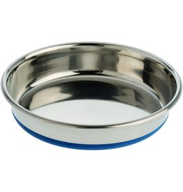 OurPets DURAPET STAINLESS STEEL CAT DISH 6OZ