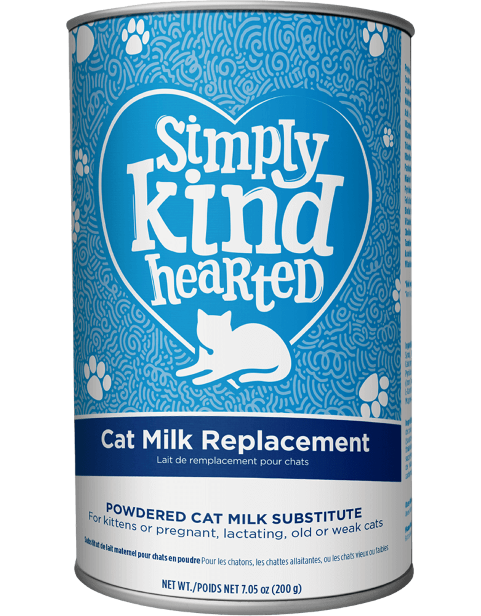 Simply Kind Hearted SIMPLY KIND HEARTED CAT MILK REPLACEMENT