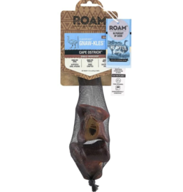 Roam Pet Treats ROAM PET TREATS CAPE OSTRICH GNAW-KLES 2-COUNT