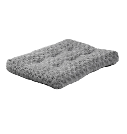 MidWest Homes for Pets MIDWEST QUIET TIME GREY OMBRE SWIRL PET BED