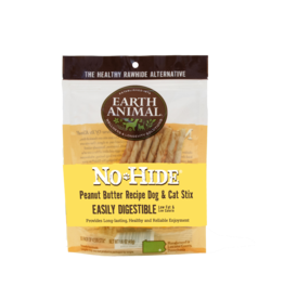 Earth Animal EARTH ANIMAL NO-HIDE PEANUT BUTTER CHEWS
