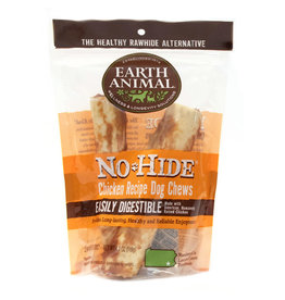 "Earth Animal EARTH ANIMAL NO-HIDE CHICKEN CHEWS 7"" 2-COUNT"