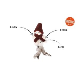 P.L.A.Y. Pet Lifestyle and You P.L.A.Y. FELINE FRENZY CHIRPY BIRDIE CAT TOY