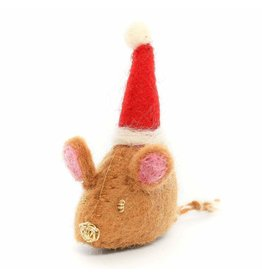 The Foggy Dog THE FOGGY DOG SANTA MOUSE CAT TOY