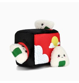 HUGSMART BENTO BOX PLUSH PUZZLE TOY
