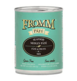 Fromm Family Pet Food FROMM DOG SEAFOOD MEDLEY PÂTÉ 12.2OZ