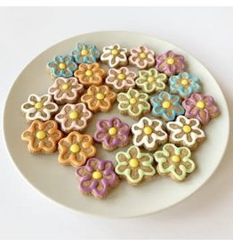 Woofables Bakery WOOFABLES BAKERY MINI FLOWER COOKIE