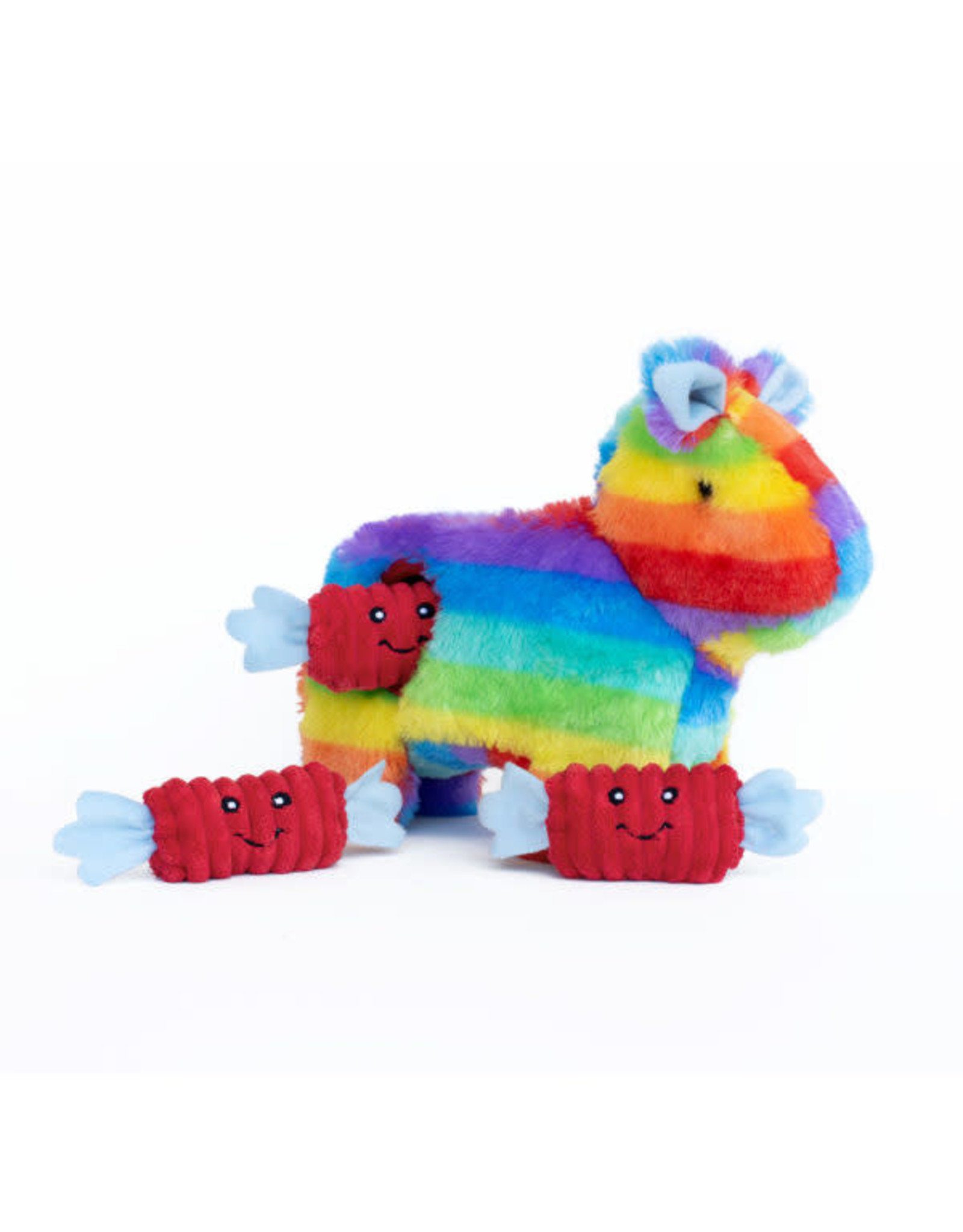 Zippypaws ZIPPYPAWS BURROW PIÑATA DOG TOY