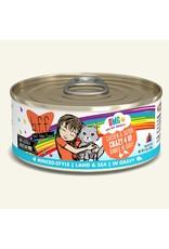 Weruva WERUVA CAT B.F.F. OMG CRAZY 4 U! CHICKEN & SALMON DINNER IN GRAVY