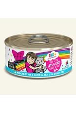 Weruva WERUVA CAT B.F.F. OMG LOTS-O-LUCK! DUCK & TUNA DINNER IN GRAVY