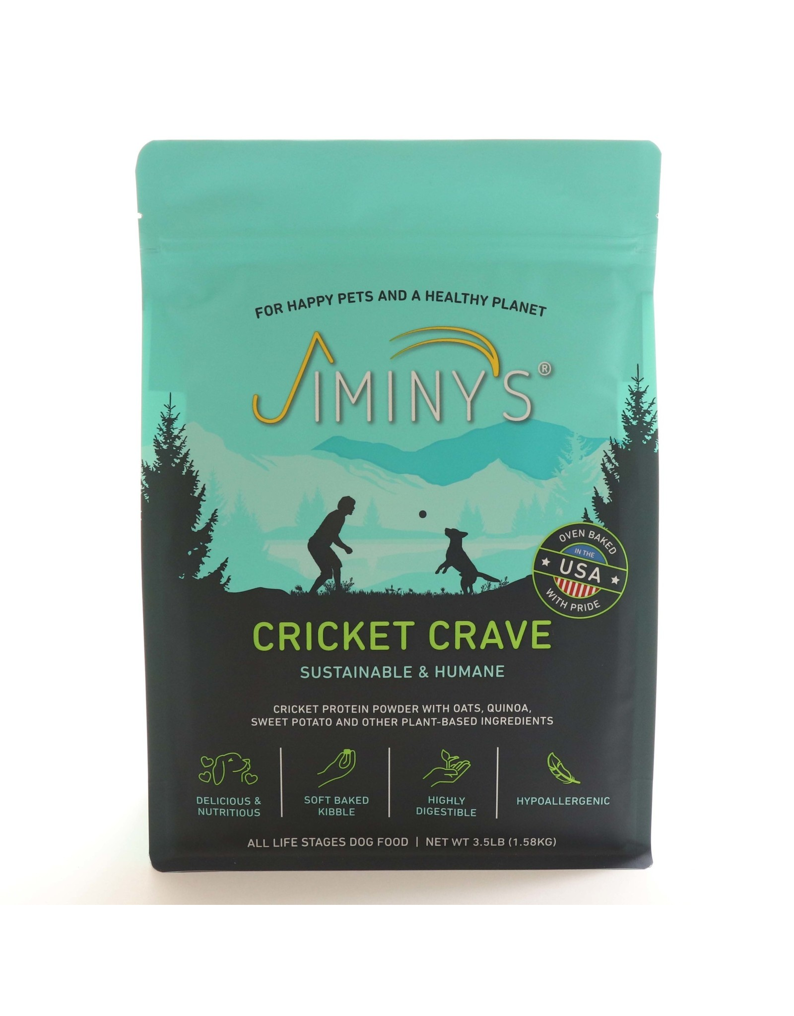 JIMINYS JIMINYS CRICKET CRAVE DRY DOG FOOD