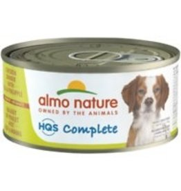 Almo Nature ALMO NATURE DOG HQS COMPLETE CHICKEN DINNER WITH EGG & PINEAPPLE 5.5OZ