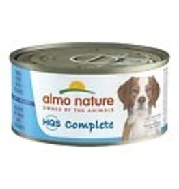 Almo Nature ALMO NATURE DOG HQS COMPLETE TUNA STEW WITH VEGGIES 5.5OZ