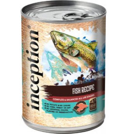 INCEPTION INCEPTION DOG FISH RECIPE 13OZ