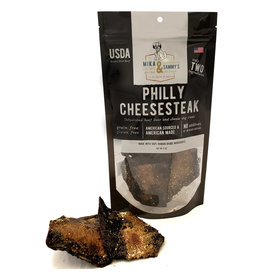 MIKA & SAMMYS MIKA & SAMMYS PHILLY CHEESESTEAK BEEF TREATS