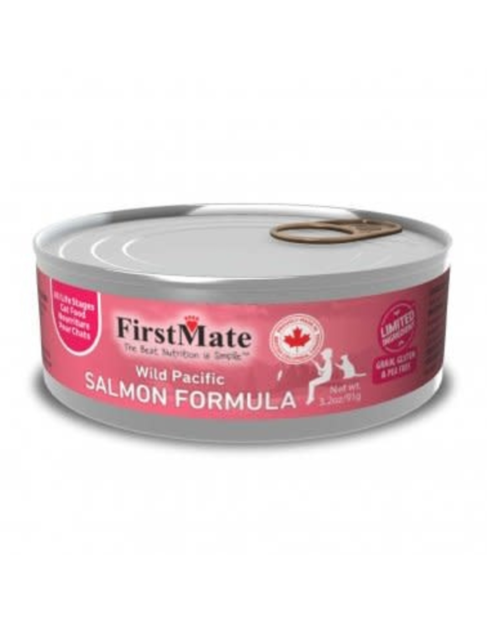 FirstMate FIRSTMATE CAT LID WILD SALMON