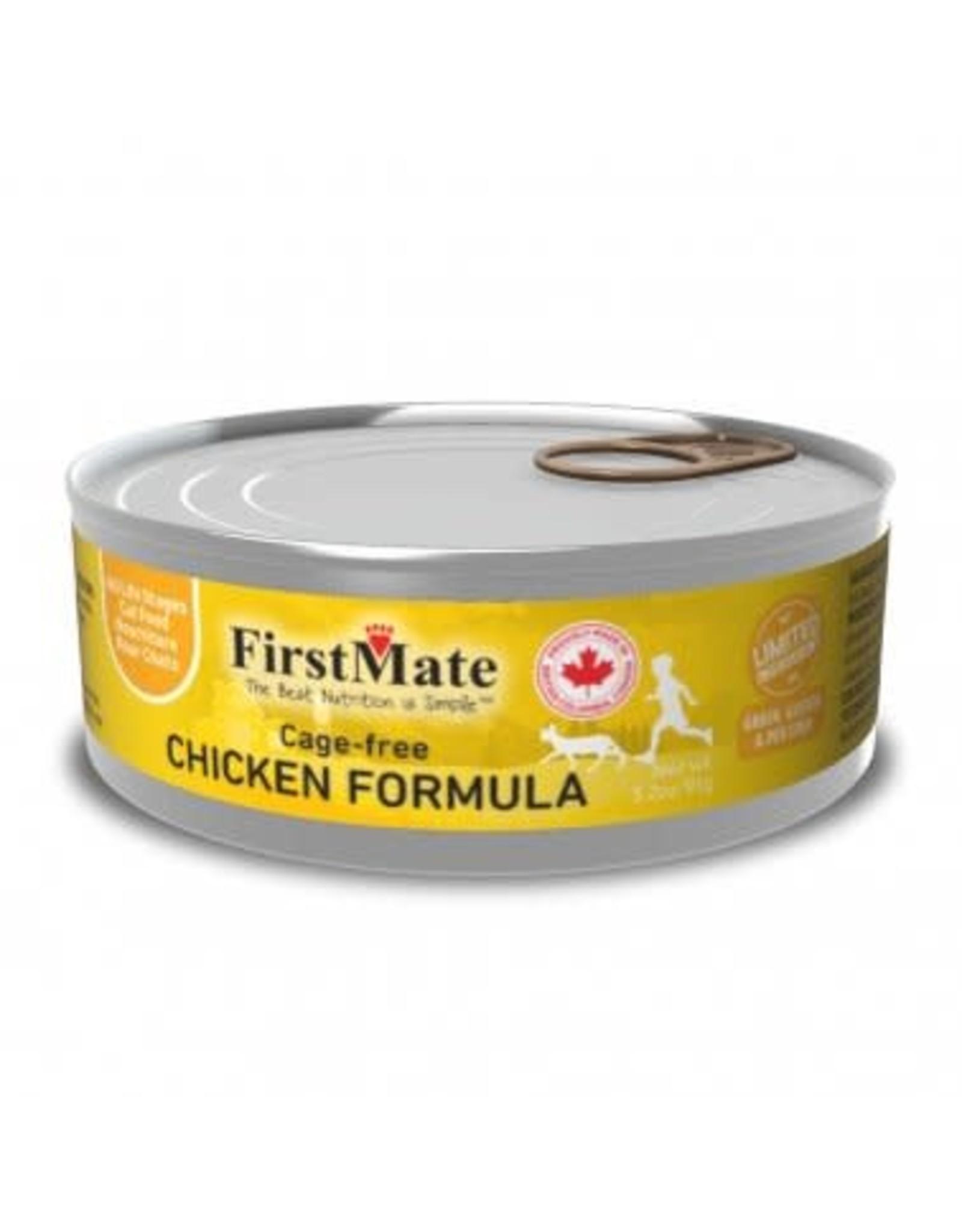 FirstMate FIRSTMATE CAT LID CHICKEN