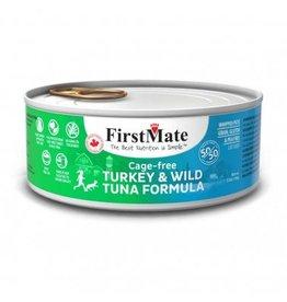 FirstMate FIRSTMATE CAT 50/50 TURKEY TUNA 5.5OZ