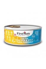 FirstMate FIRSTMATE CAT 50/50 CHICKEN TUNA 5.5OZ