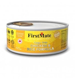 FirstMate FIRSTMATE CAT CHICKEN RICE 5.5OZ
