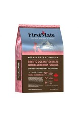 FirstMate FIRSTMATE CAT GF LID OCEAN FISH AND BLUEBERRY
