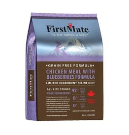 FirstMate FIRSTMATE CAT GF LID CHICKEN AND BLUEBERRY