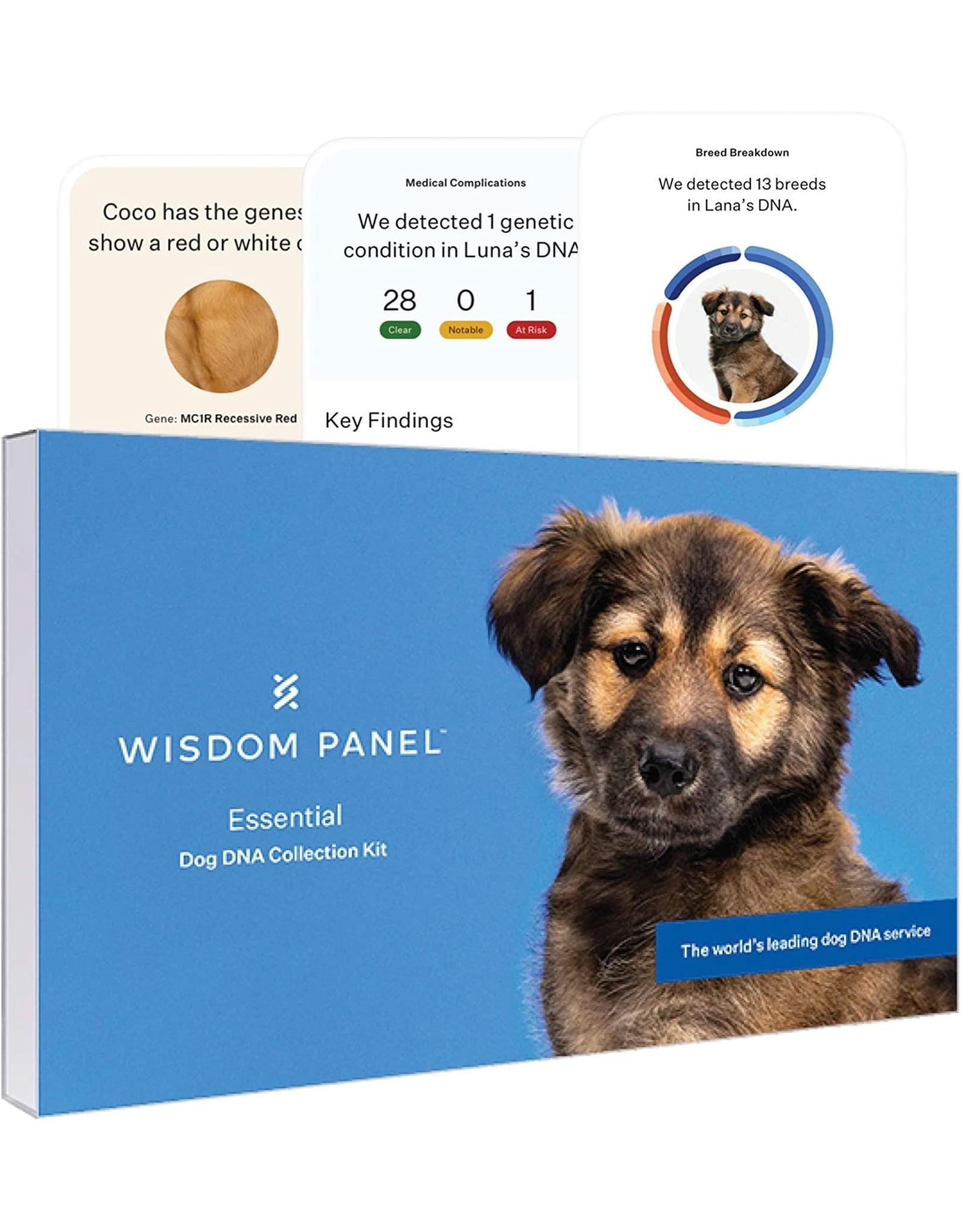 Wisdom Panel WISDOM PANEL DNA TEST