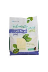 SUSTAINABLY YOURS SUSTAINABLY YOURS NATURAL MULTI- CAT LITTER PLUS
