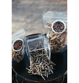 SOULY RAW SOULY RAW AIR-DRIED WHOLE ANCHOVY 3OZ