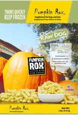 OC Raw Dog OC RAW DOG FROZEN RAW MEATY ROX PUMPKIN 2LB