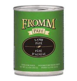 Fromm Family Pet Food FROMM DOG LAMB PÂTÉ 12.2OZ