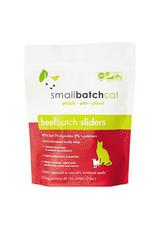 Smallbatch SMALLBATCH CAT FROZEN RAW BEEF SLIDERS