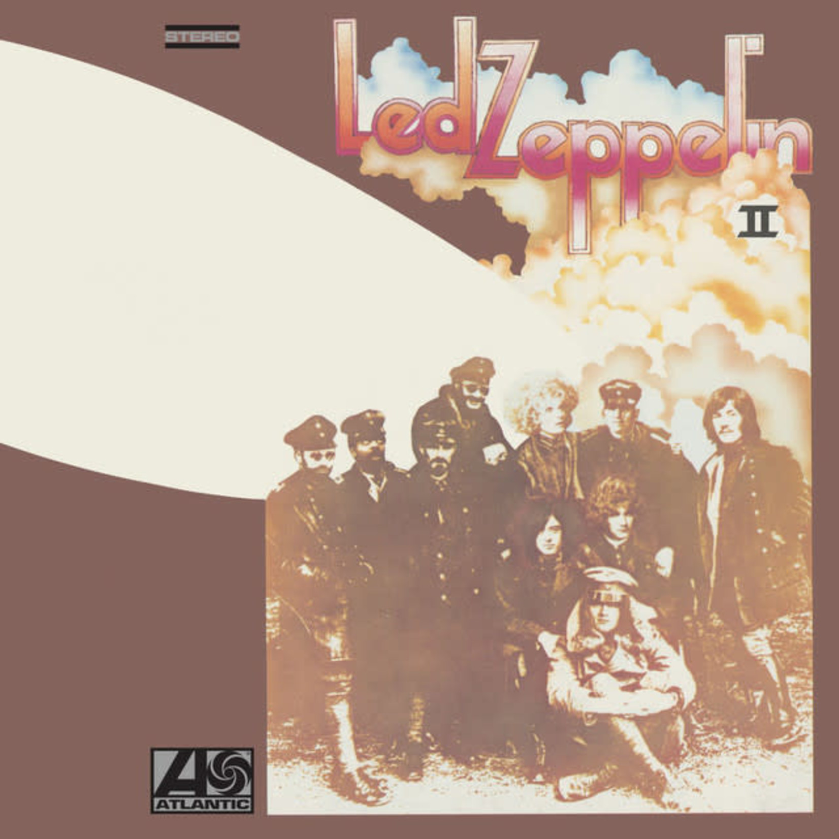 Vinyl Led Zeppelin -II