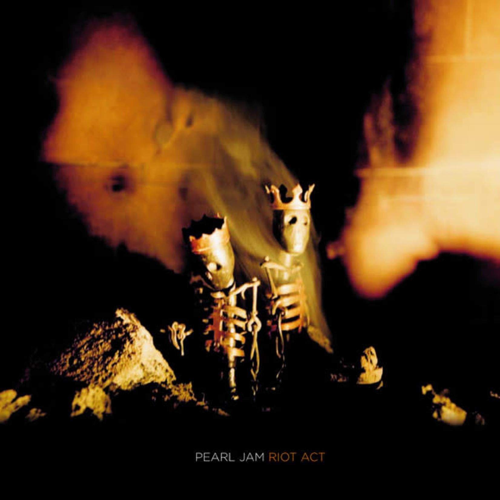 Vinyl Pearl Jam - Riot Act