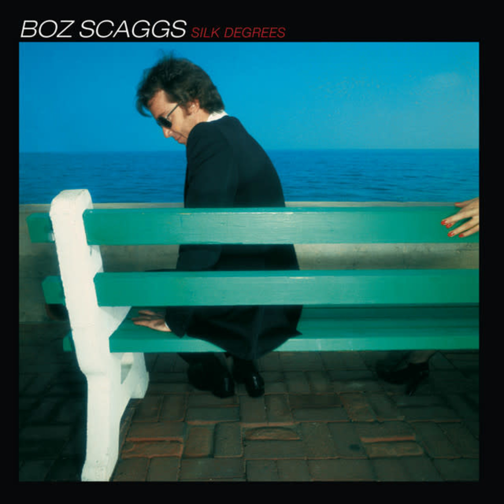 Vinyl Boz Scaggs - Silk Degrees
